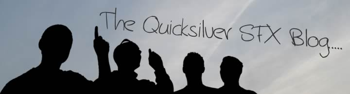 The Quicksilver Special Effects Blog by Quicksilver Sfx