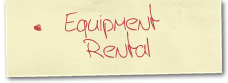 Quicksilver Equipment Rental