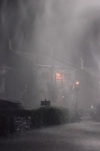 Emmerdale seige storm Aug 13
